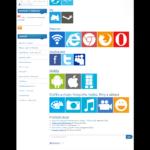 Redizajn webu v štýle Windows Metro