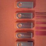 4GB USB kľúč zdarma za registráciu na Úschovna.cz