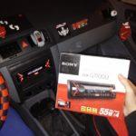 Autorádio Sony Xplod CDX-G1100U