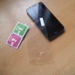 Ochranné sklo na mobil (tempered glass)