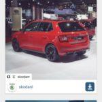 Ako stahovať fotky z Instagramu na mobile