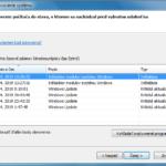 Obnovenie systému Windows